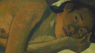 Des trésors de l'impressionnisme sont exposés jusqu'à cet été à la Fondation Vuitton, à Paris. Une exposition qui rencontre déjà un immense succès populaire. (FRANCE 3)