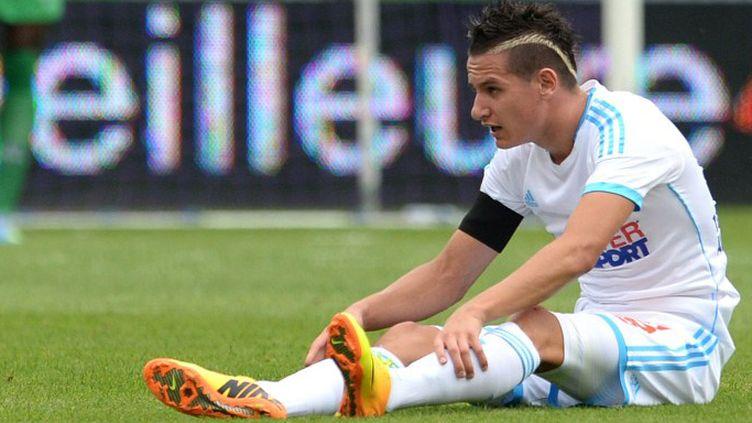 Florian Thauvin (Olympique de Marseille) (NICOLAS TUCAT / AFP)