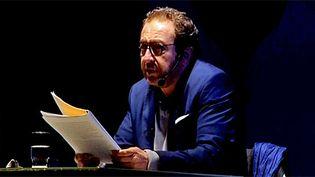 Patrick Timsit lit Albert Cohen  (France3/Culturebox)