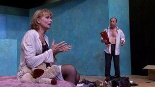"""Maryse Aubert et Roland Peyron, couple en implosion dans """"Tendresse Molotov""""  (France3 / Culturebox)"""