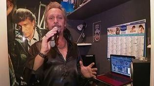 Johnny Dems un des sosies de Johnny  (France 3 / Culturebox)