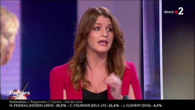 """Elections régionales et départementales : """"nous sommes scandalisés (...) c'est pour ça que nous convoquons Adrexo pour qu'ils rendent des comptes"""", assure Marlène Schiappa sur France 2"""