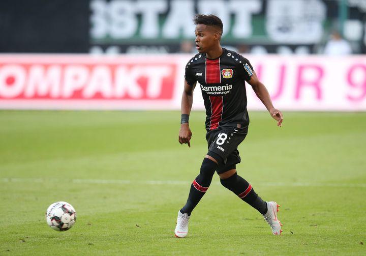 Wendell (Bayer Leverkusen) (FIRO SPORTPHOTO/RALF IBING / AUGENKLICK/FIRO SPORTPHOTO)