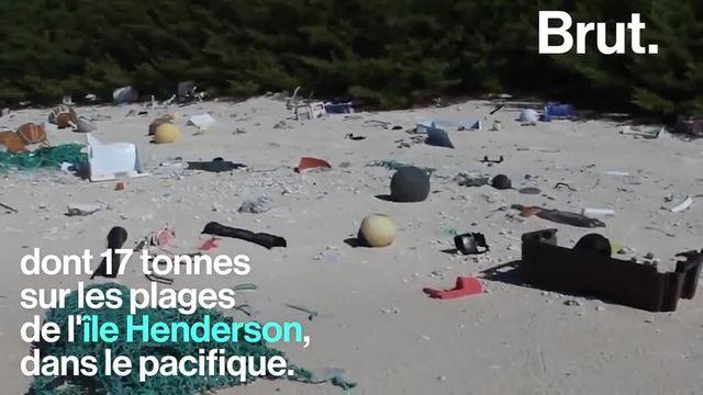 Plastique planète