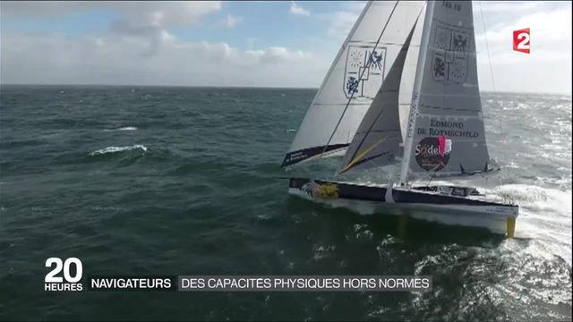 Le Vendée Globe : une épreuve physique hors-norme
