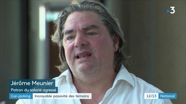 Dijon : l'incroyable passivité des témoins lors de l'agression d'un automobiliste