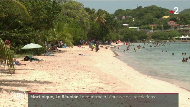 Outre-mer : coup dur pour le tourisme en Martinique et à La Réunion