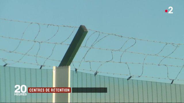 Centres de rétention : le quotidien derrière les murs