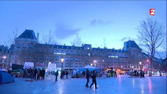 """""""Nuit debout"""" : le mouvement prend de l'ampleur"""