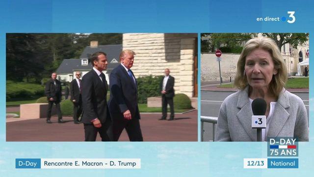 Emmanuel Macorn - Donald Trump : climat tendu entre deux alliés incontournables