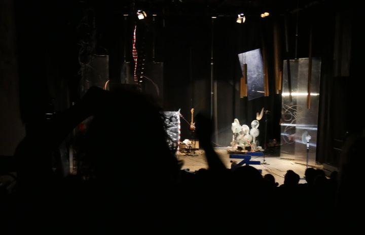 Fin du spectacle, Babouillec danse  (Laurence Houot / Culturebox)