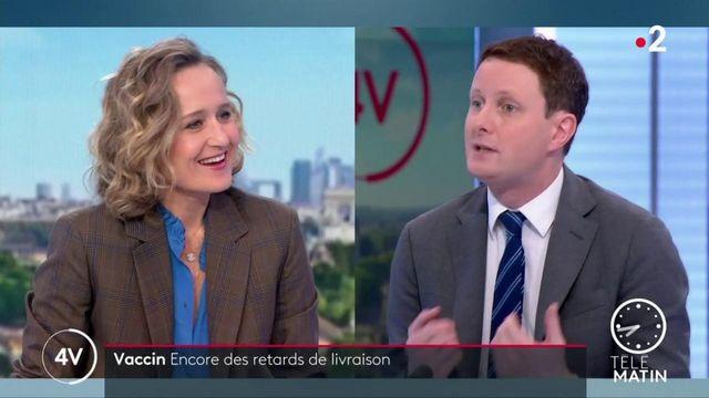 Retards de livraisons des vaccins: «On n'a pas assez investi dans la production et le développement», estime Clément Beaune