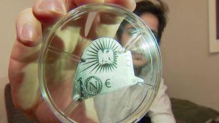Histoire : la Monnaie de Paris rend hommage à Napoléon à l'occasion du bicentenaire de sa mort (France 3)