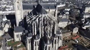 La cathédrale du Mans (France 3)