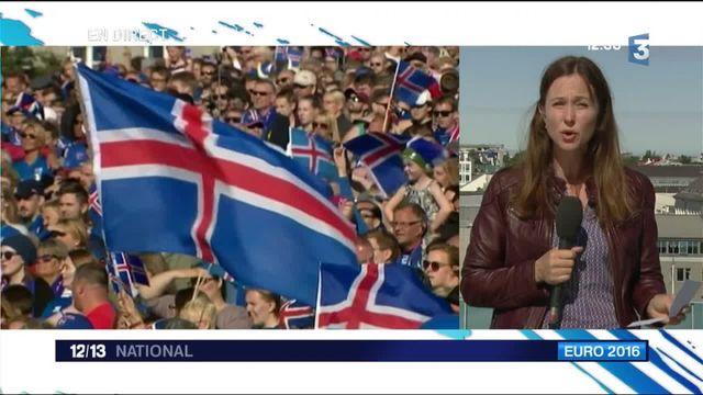 En Islande, un réveil souriant