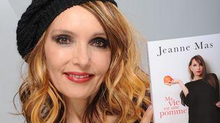 """Jeanne Mas présente """"Ma vie est une pomme"""" en février 2016  (PJB/SIPA/1602111958)"""