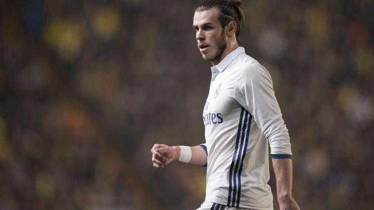 Gareth Bale a repris l'entraînement ce jeudi avec le Real Madrid (JOSE BRETON / NURPHOTO)