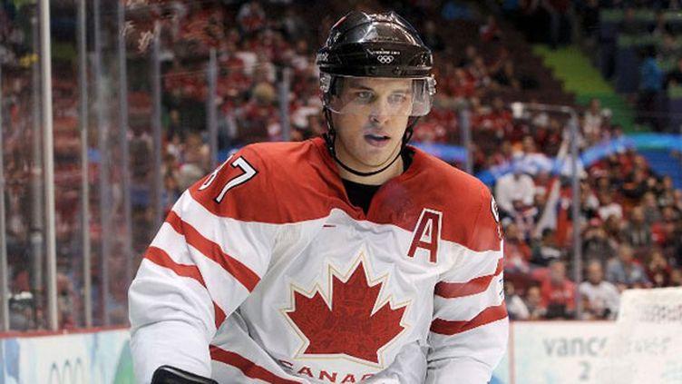 Le nouveau capitaine du Canada, Sidney Crosby