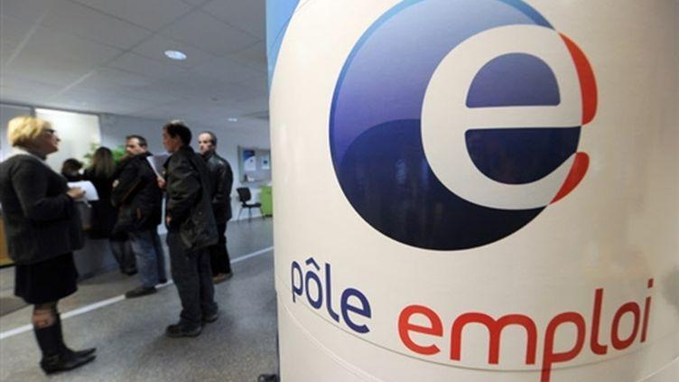 L'agence Pôle emploi de Hazebrouck (Nord) (AFP / Denis Charlet)