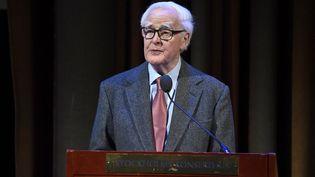 L'écrivain britannique John Le Carré en 2020. (CLAUDIO BRESCIANI / TT NEWS AGENCY)