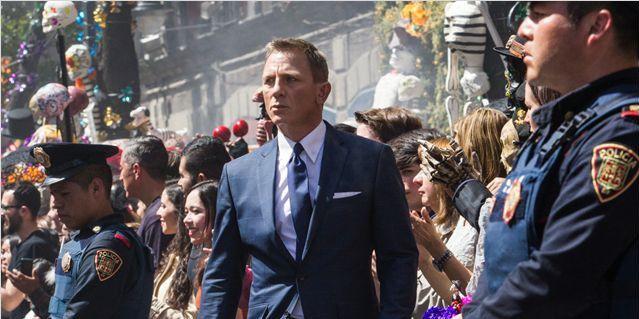 "Daniel Craig, ""007 Spectre""  (2015 Sony Pictures Releasing GmbH)"
