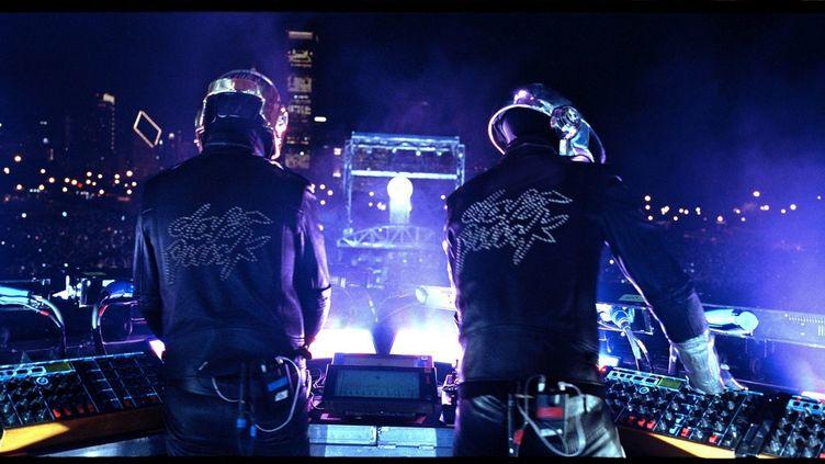 Daft Punk Alive 2007- Exposition Electro à la Philharmonie  (Dj Falcon @Daft Trax)