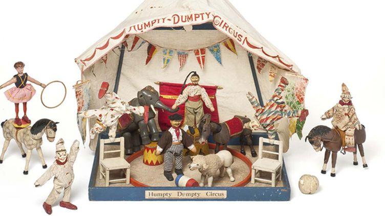 Le cirque Américain Humpty Dumpty de 1905  (Arts décoratifs)
