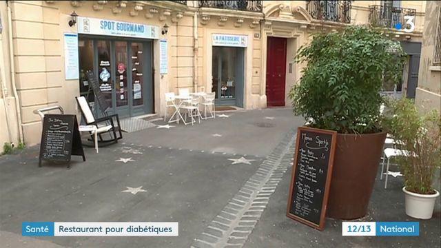 Montpellier : un restaurant pour le plaisir des diabétiques