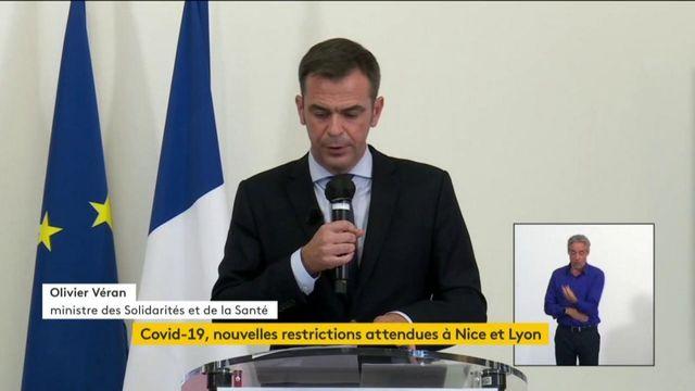 """Olivier Véran : """"Il faut assurer la priorité des tests aux prioritaires"""""""