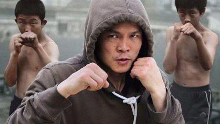 """Un extrait de l'affiche du film """"China Heavyweight"""" de Yung Chang  (DR)"""