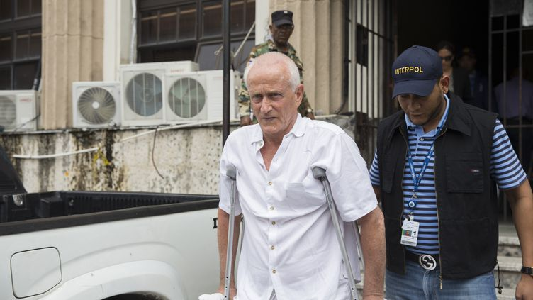 Alain Castany, le 8 juin 2017, à Saint-Domingue (République dominicaine). (ERIKA SANTELICES / AFP)