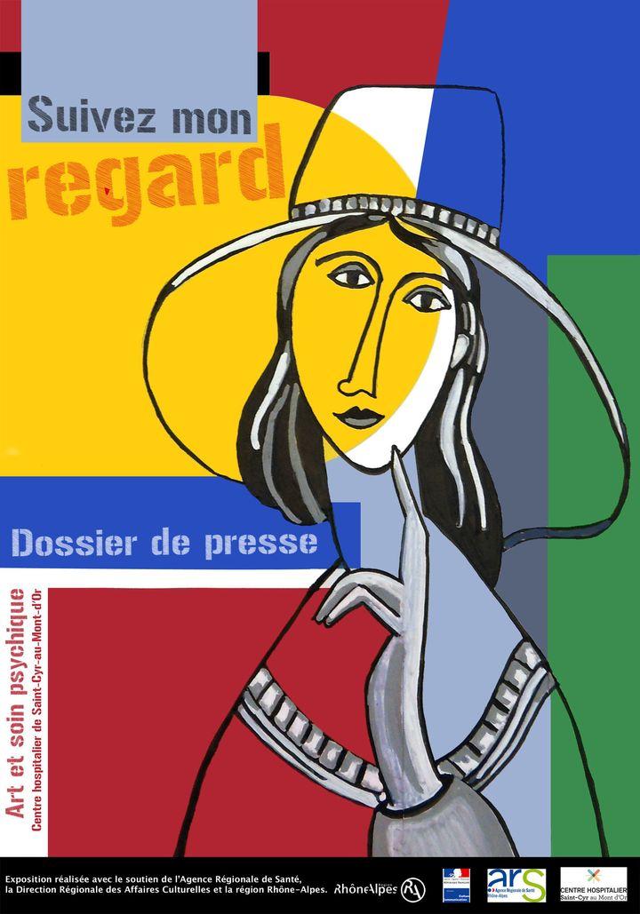 """Affiche de l'exposition """"Un autre regard""""  (France Télévisions/culturebox )"""