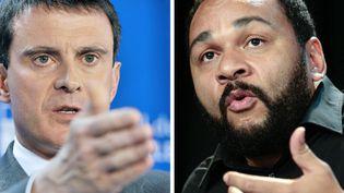 (GEORGES GOBET, FRANCOIS GUILLOT / AFP)