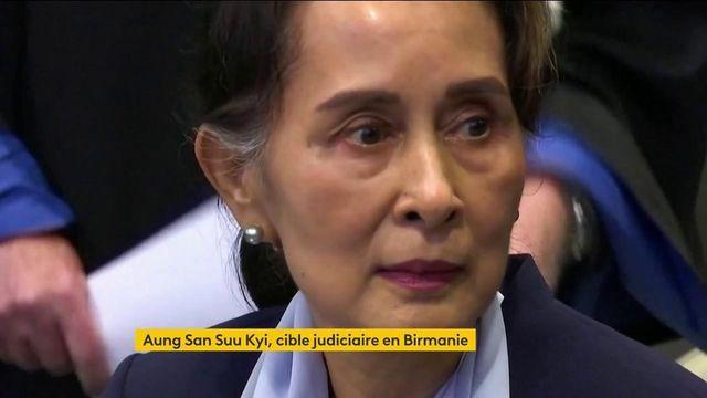 Birmanie : Aung San Suu Kyi de nouveau arrêtée