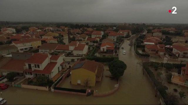 Tempête Gloria : des fleuves toujours sous surveillance
