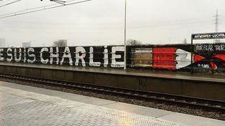 """""""Je suis Charlie"""" par Dzia. (""""Your Fear, Their Power"""" = """"Votre peur, leur pouvoir"""")  (Dzia)"""