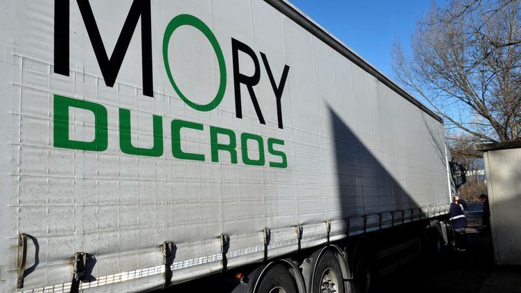 Dans un centre de Mory Ducros à Saint-Etienne (Loire), le 4 février 2014. (  MAXPPP)