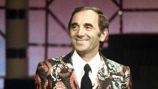 Charles Aznavour en 1974  (Grylla / Sipa)