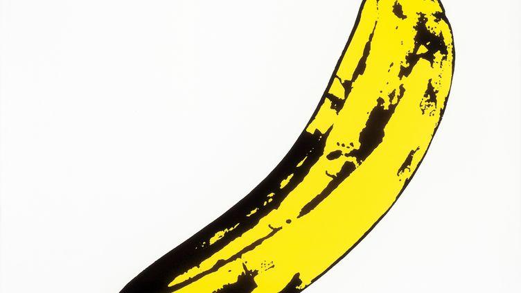 Pochette du premier album du groupe new-yorkais The Velvet Underground. (DR)
