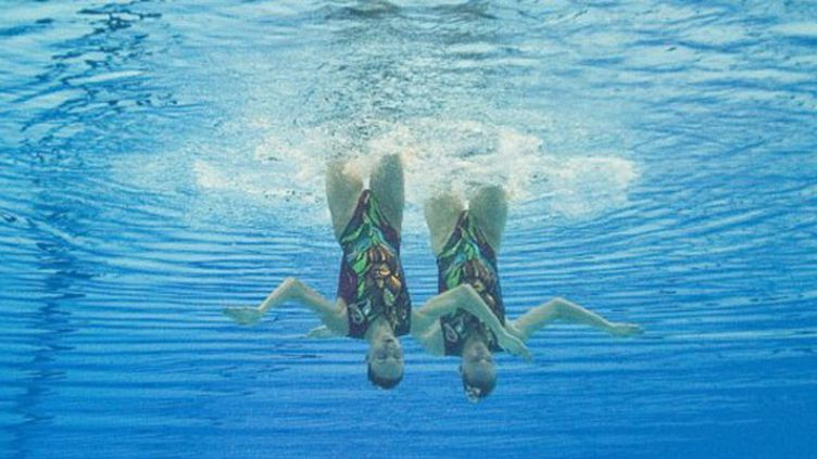 Les Russes Natlia Ishchenko et Svetlana Romashina ont survolé l'épreuve de duo technique à Shanghaï