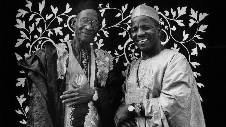 Seydou Keïta et Malick Sidibé (PHILIPPE SALAÜN)