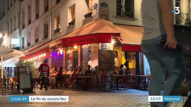 Fin du couvre-feu : en France, la liberté retrouvée a un goût de paradis