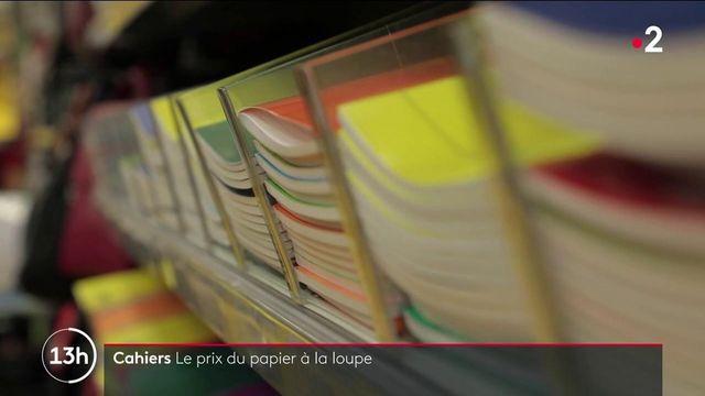 Consommation : comment bien choisir ses cahiers pour la rentrée ?