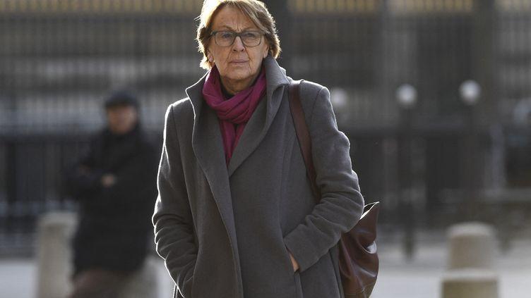 Marylise Lebranchu, ancienne ministre de la Justice, en janvier 2017. (MARTIN BUREAU / AFP)