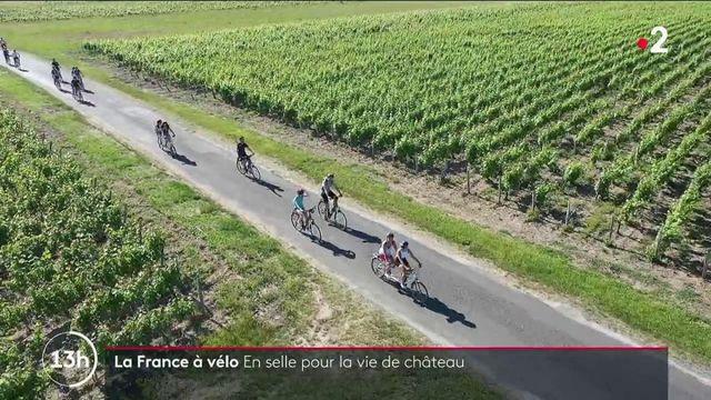 Cyclotourisme : à la découverte des bords de la Loire en vélo