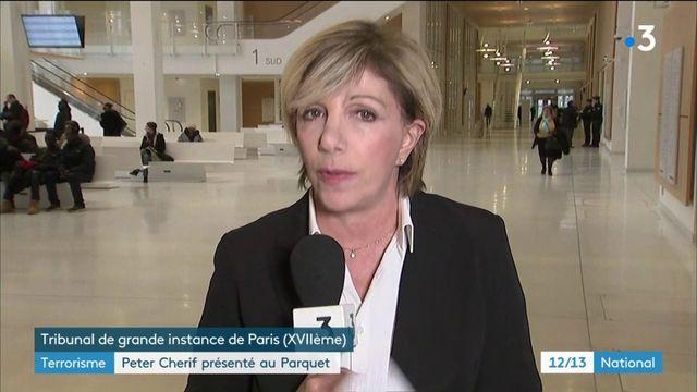 Terrorisme : Peter Cherif déféré au parquet de Paris