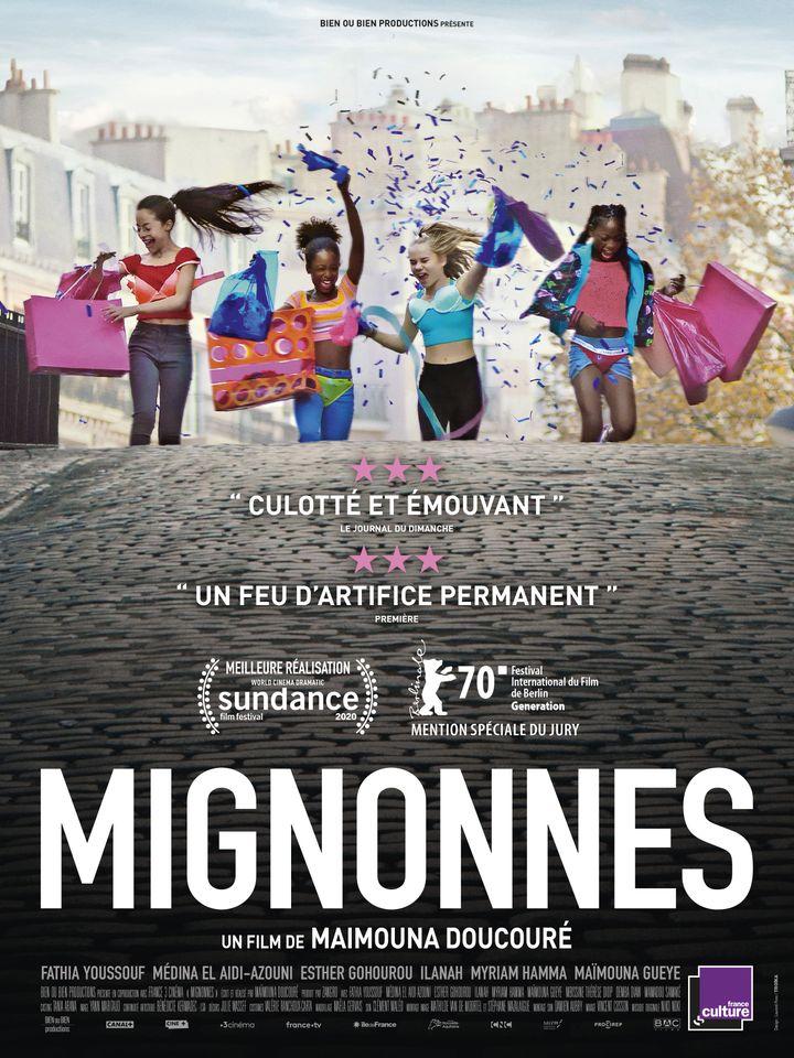 Mignonnes sort en salles le 19 août. (Bac Films)