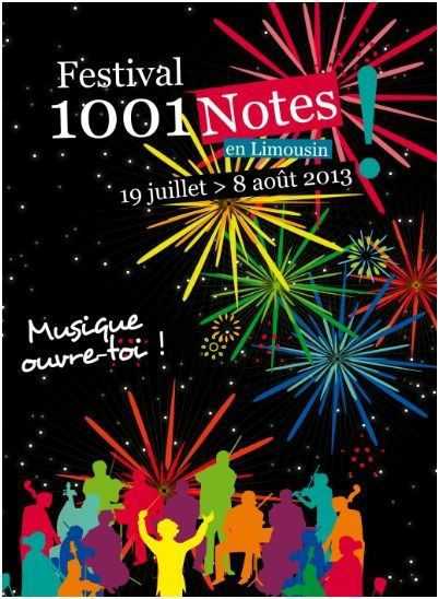 Une quinzaine de concerts dans le Limousin  (DR)