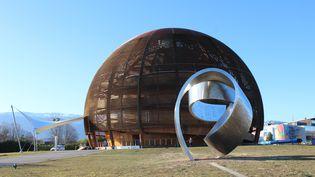 Le Centre européen de recherche nucléaire (CERN), près de Genève (Suisse), le 12 mars 2015. (BETUL YURUK / ANADOLU AGENCY / AFP)