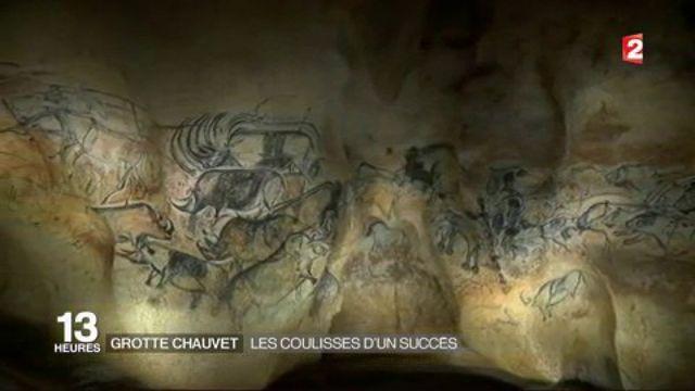 Grotte Chauvet : les coulisses d'un succès